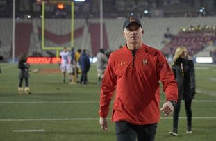 2N4YTYDIZY6OHFXEHOHNUCCGTE - Stunned, confused, defiant: Maryland football deals with a scandal that isn't going away