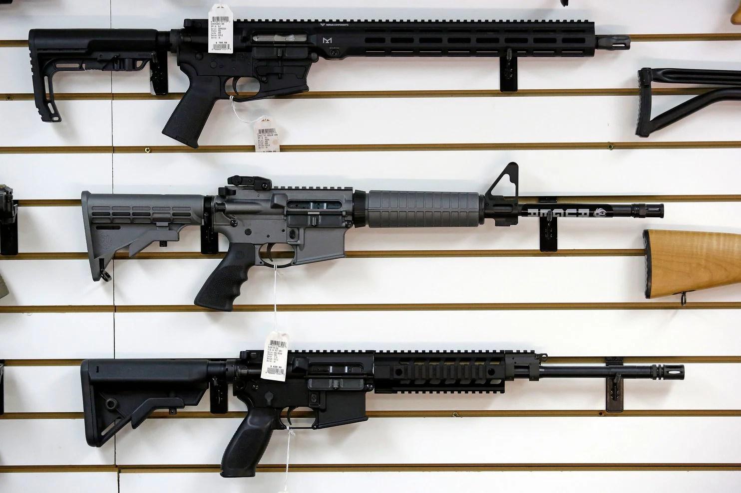 Both Sides Of Gun Debate Wonder How To Keep Guns From