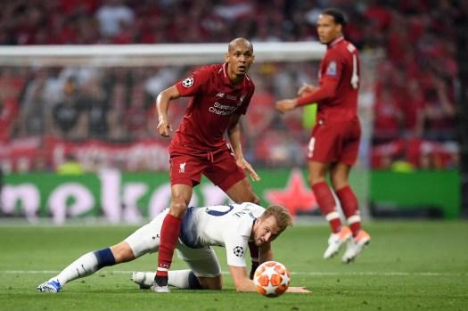 Liverpool vs. Tottenham: Champions League final score ...