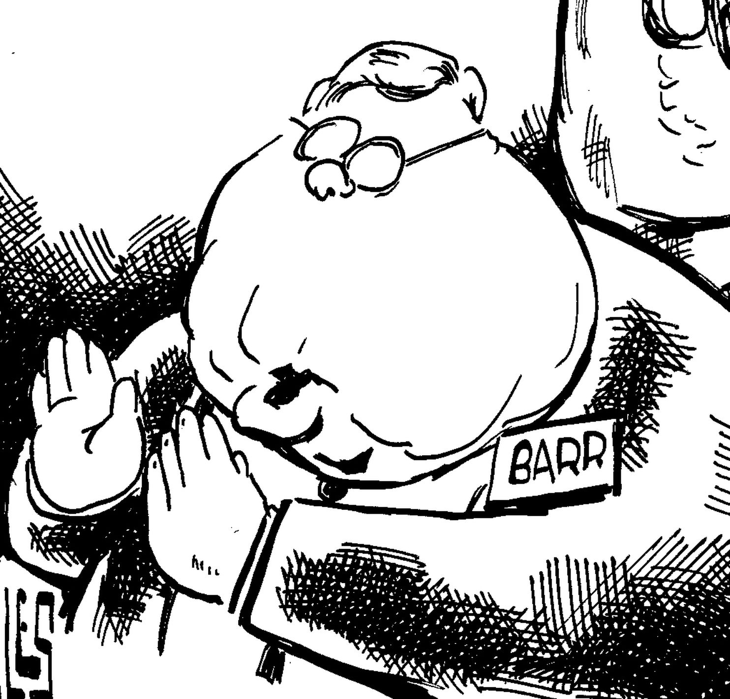 William Barr Displays The Extent Of His Independence
