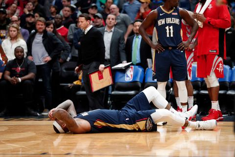 Image result for demarcus cousins injury
