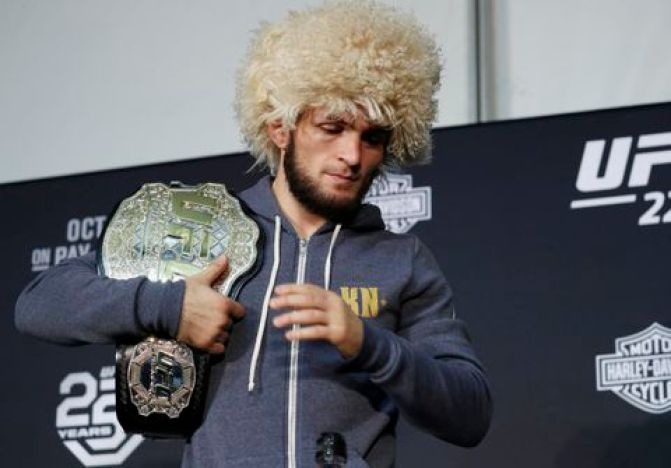 Image result for khabib