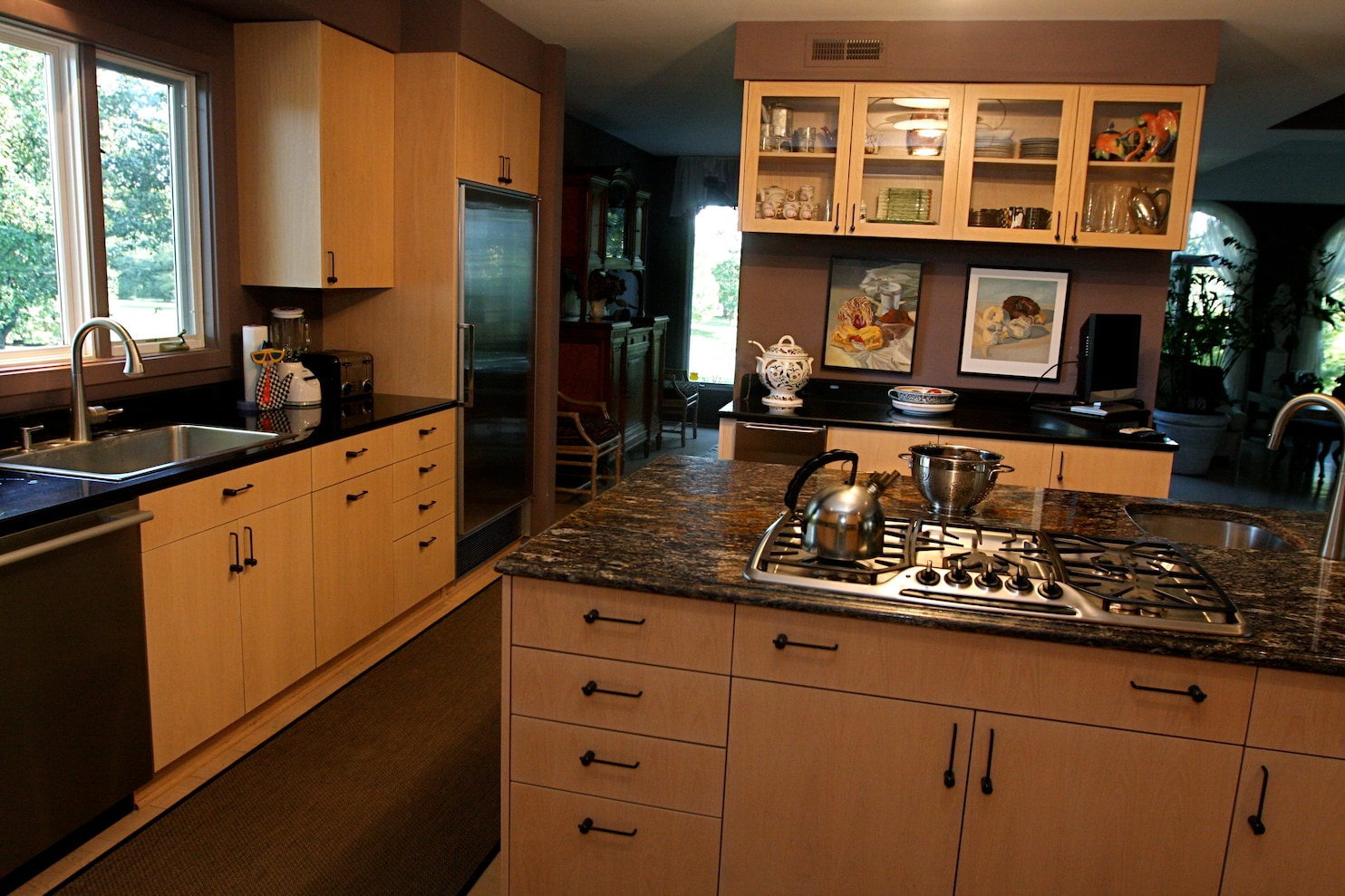 for kitchen and bathroom remodeling, finding ways to cut costs - the