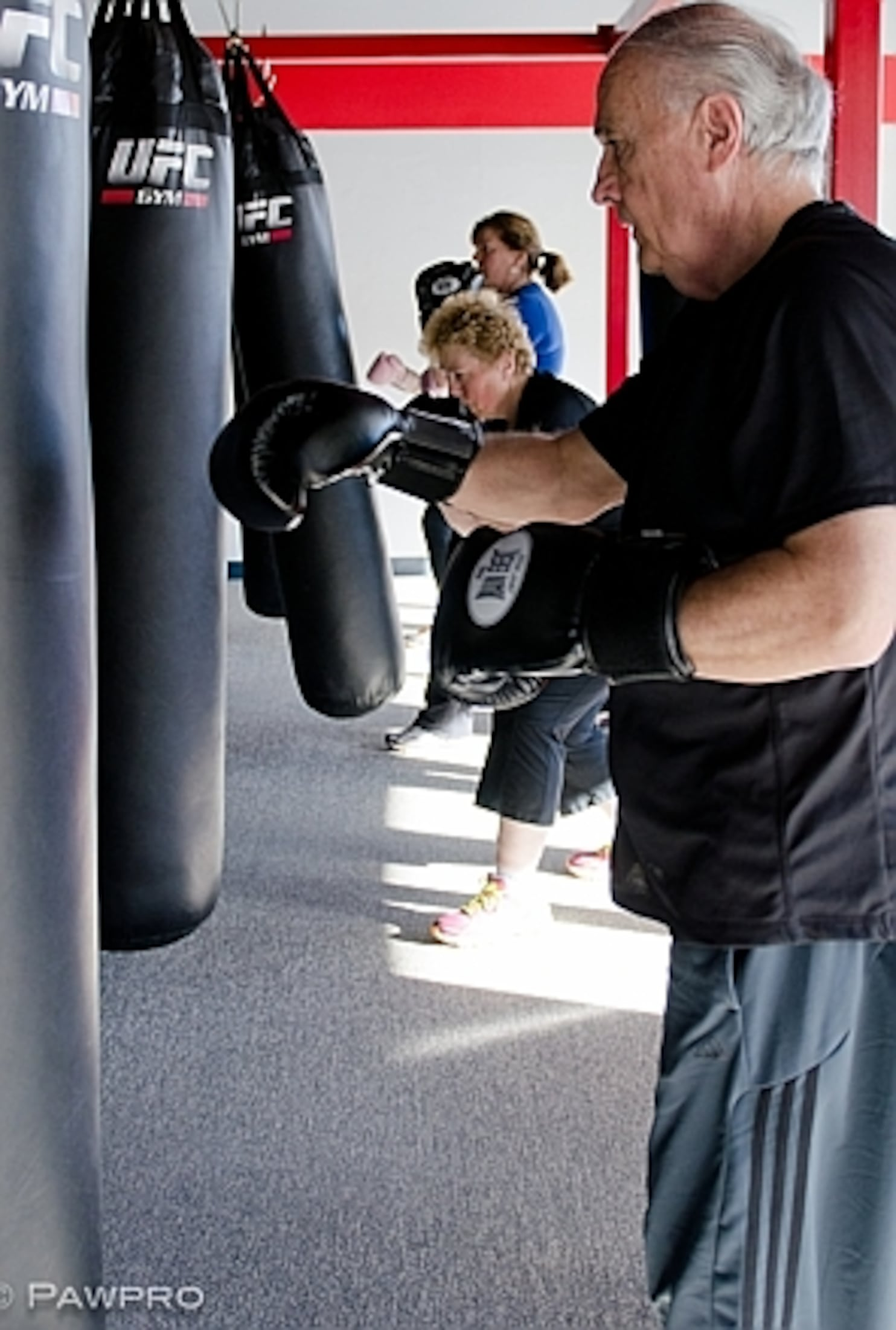 Personal Training For Seniors Doesn T Just Mean An Easier
