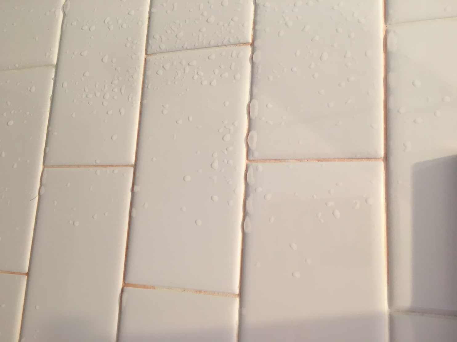 Why Did My Grout Turn Pink The Washington Post