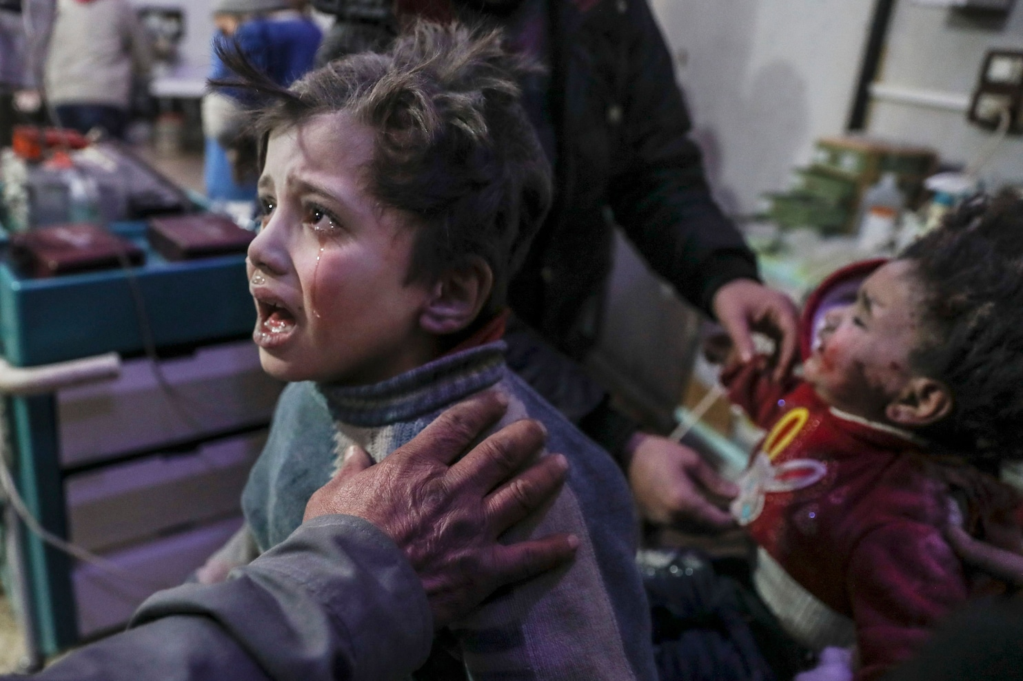 Syrian Attacks On Eastern Ghouta Kill Over 100 The
