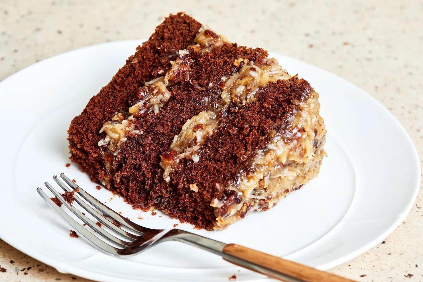German Chocolate Cake The Washington Post
