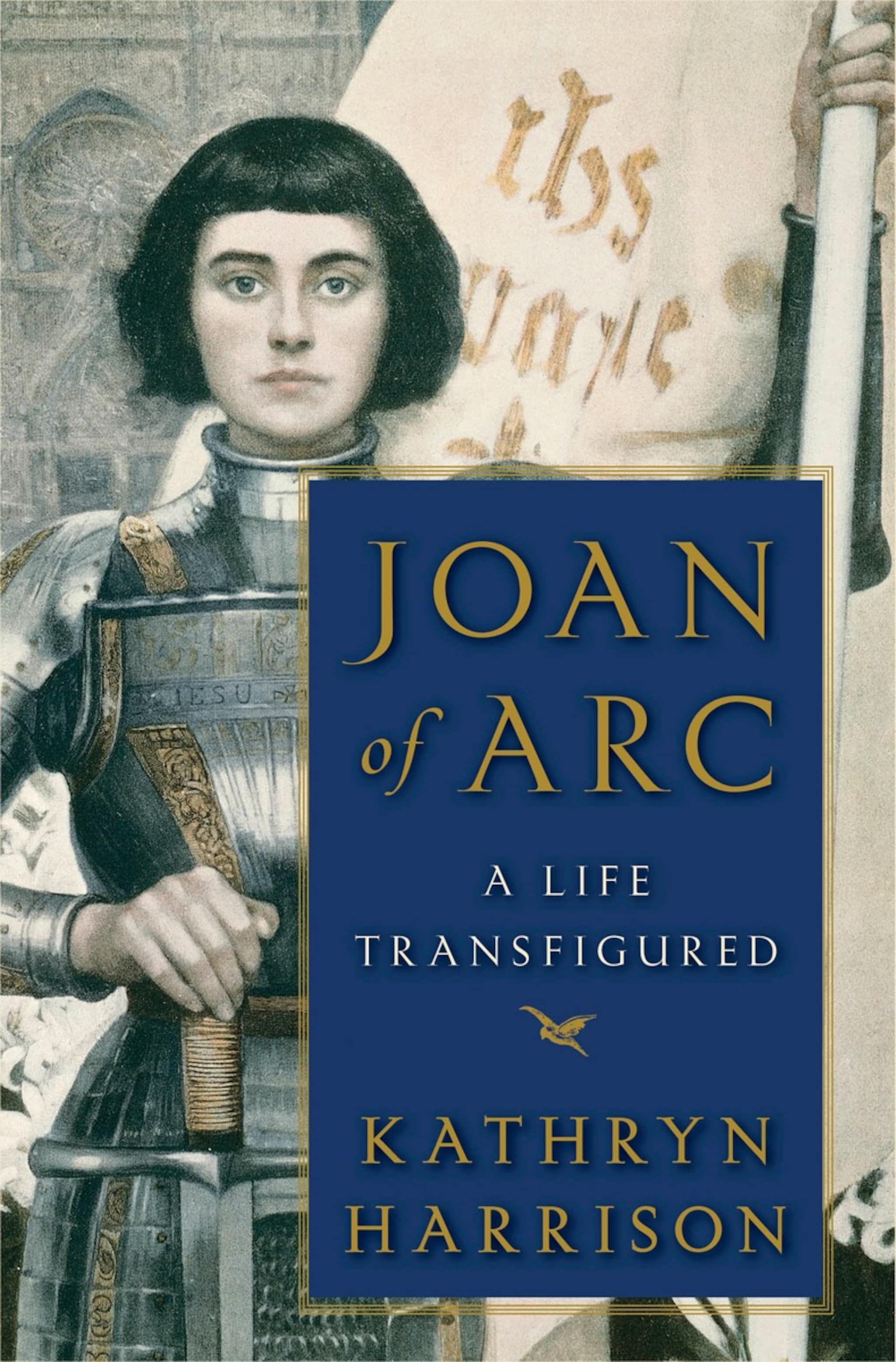 Book Review Joan Of Arc By Kathryn Harrison