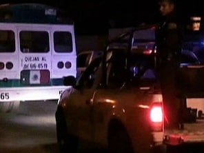 More than a thousand people have been arrested in an operation targeting suspected human traffickers in the Mexican city of Ciudad Juarez. (July 25)