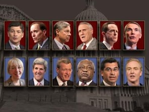Congressional leaders have now named all dozen members to a special 'super' committee charged with making more deficit cuts, but it's unclear how they'll bridge the deep partisan divide over taxes and spending. (Aug. 11)