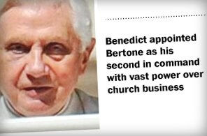 Pope Benedict's bureaucracy