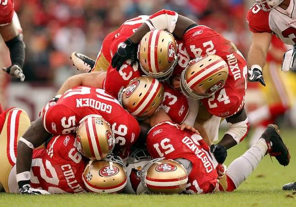The San Fransisco 49ersFantasy Football  Defense