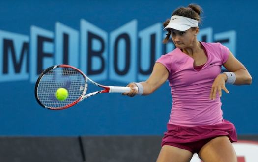 Wonderful World of WTA: Melbourne day 3: Tough match for ...