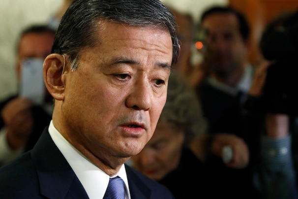 VA Secretary Eric Shinseki. (Reuters/Jonathan Ernst).
