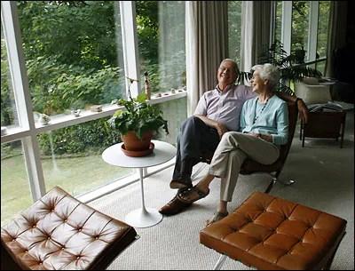 AUDIO SLIDESHOW: Retiring at Home