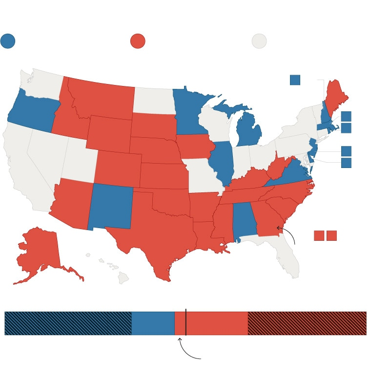 Senate Seats Are Up For Election