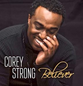 Corey Strong 'Believer' album cover