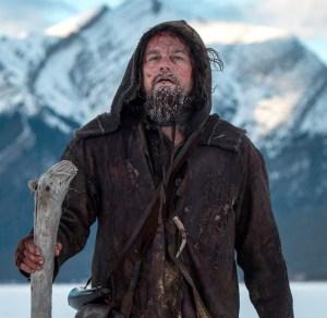 Leonardo DiCaprio as Hugh Glass