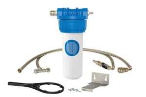 Alvito AquaNevo Einbau WasserFilter Installation