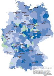Wasserhärte in Deutschland - Kalk im Trinkwasser