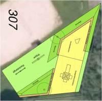 Planungszeichnung Kinderspielplatz