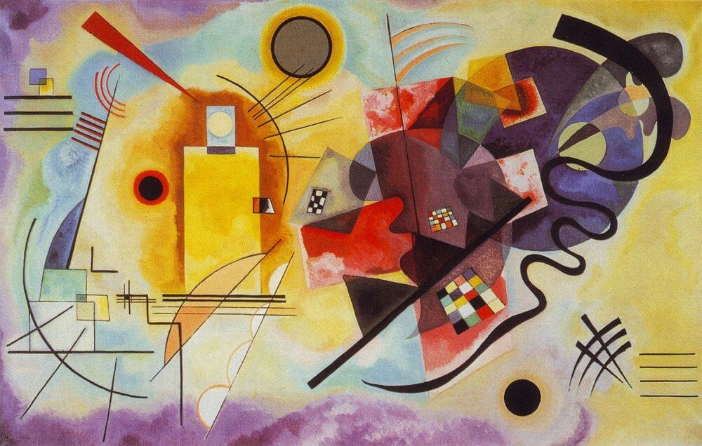 We have seen this one before... What are your goals? What are your thoughts? https://i2.wp.com/www.wassily-kandinsky.org/images/gallery/Yellow-Red-Blue.jpg