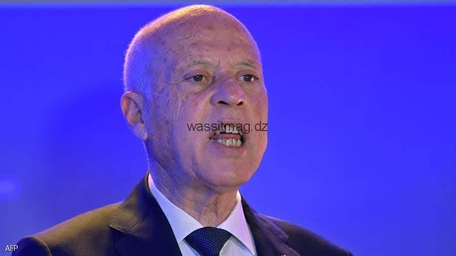 """من جامع الزيتونة.. الرئيس التونسي يهاجم """"الإسلام السياسي"""""""
