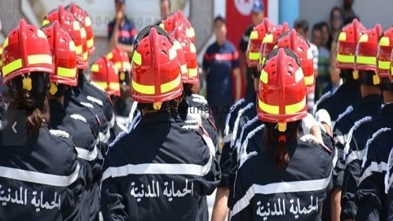 الحماية المدنية الجزائرية