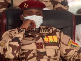 """تشاد: رئيس المجلس العسكري الانتقالي يعد بتنظيم """"حوار وطني شامل"""""""