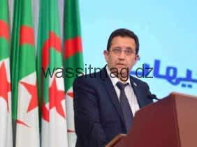 حمداني يجدد دعم قطاعه للمستثمرين في الفلاحة والصناعات الغذائية خاصة في الجنوب والهضاب العليا