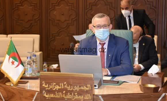 عمار بلحيمر: الجزائر تولي أهمية خاصة لدور الإعلام في الدفاع عن القضايا العربية