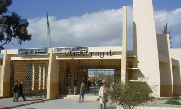 """جامعة سيدي بلعباس تسجل أداء """"جيدا"""" في ترتيب التصنيف العالمي للمجالات الأكاديمية"""