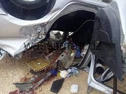 وفاة شخص في حادث مرور خطير بالقلتاء الزرقاء سطيف