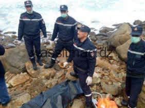 العثور على جثة غريق بشاطئ ستيديا في مستغانم