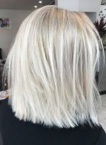 21 Bright Blonde Hair Color Ideas for Short Haircuts in Spring 2019