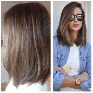 35 Cute and Effortless Long Bob Haircuts