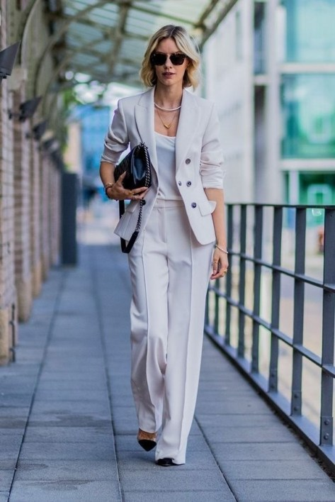 30 Stunning Casual Work Outfit For Summer and Spring (1)