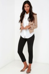 30 Stunning Casual Work Outfit For Summer and Spring (3)