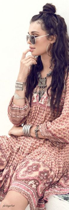 35 Adorable Bohemian Fashion Styles For Spring Summer (26)