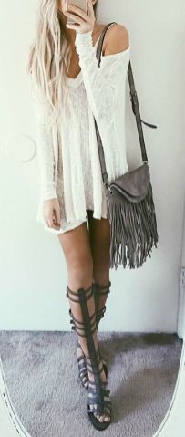 35 Adorable Bohemian Fashion Styles For Spring Summer (3)