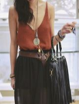 35 Adorable Bohemian Fashion Styles For Spring Summer (34)