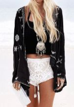 35 Adorable Bohemian Fashion Styles For Spring Summer (4)