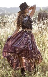 35 Adorable Bohemian Fashion Styles For Spring Summer (5)