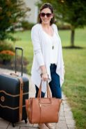 51 Fall Travel Outfit Ideas For You Who Always On The Go (12)