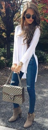 51 Good Inspiration Casual Outfits for Beautiful Women (42)