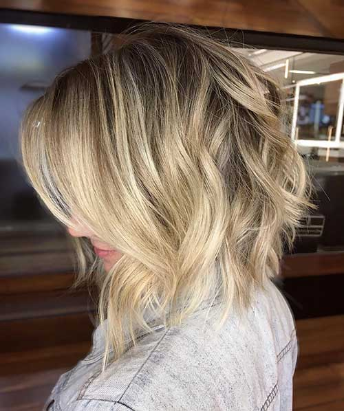 Pictures Of Womens Short Haircuts With Layers
