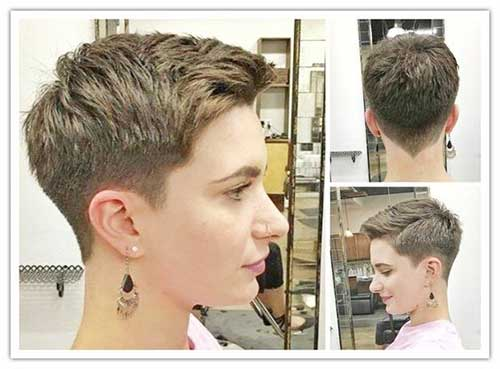 Boyish Short Pixie Haircuts-12