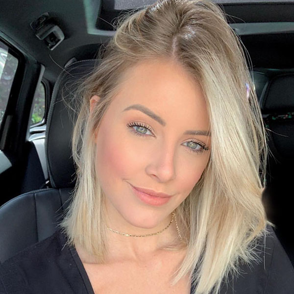 2019 Short Blonde Hairstyles