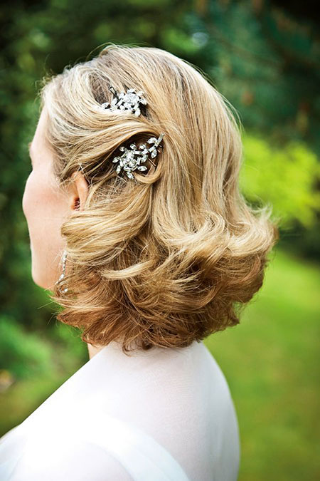 Wedding Hair Hairtyles Comb