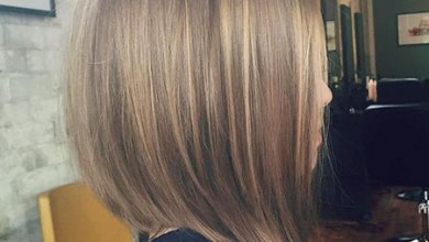 Cute Short Haircut for Girls, Bob Long Layered Girls